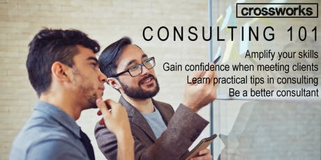 Consulting 101 (Batch 192) tickets