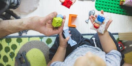 Repérage des signes précoces et accompagnement du très jeune enfant à risque de TSA - 19 et 20 décembre 2019 billets