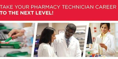PharmTechX Certificate II: Excellence in Health-System Pharmacy (2018-19)