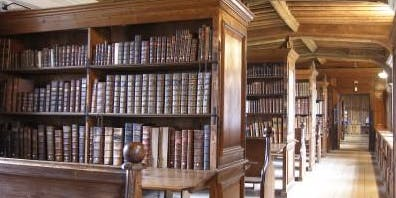 Chained Library Tour