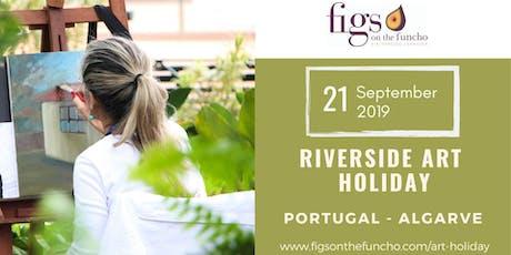 Riverside Art Holiday | Portugal Algarve tickets