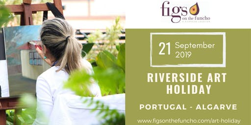 Riverside Art Holiday | Portugal Algarve