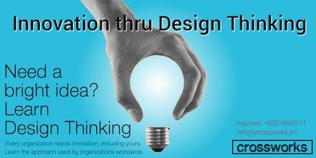 Innovation Thru Design Thinking (Batch 193) tickets