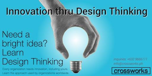 Innovation Thru Design Thinking (Batch 194)