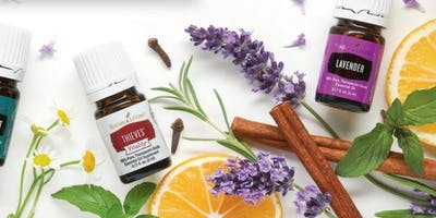 A Natural Lifestyle with Young Living