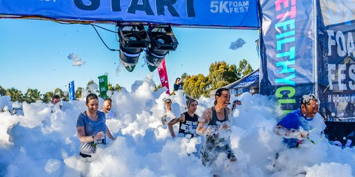 THE 5K FOAM FEST - WEST MELBOURNE Nov 30, 2019