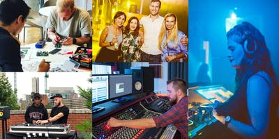 School of Electronic Music Open Day January 2019
