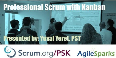 Professional Scrum with Kanban (PSK) - Indianapolis - August 2019 - Guaranteed to Run tickets
