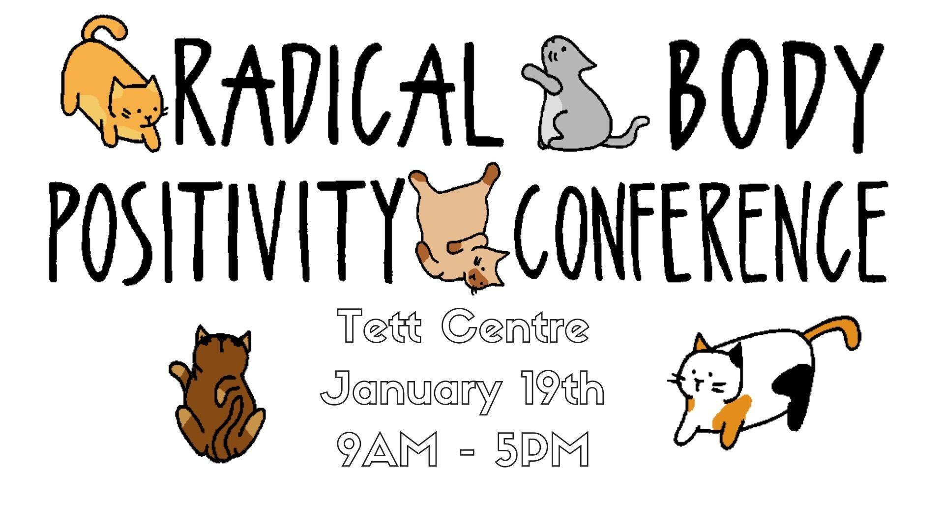 LGAC: Radical Body Positivity Conference