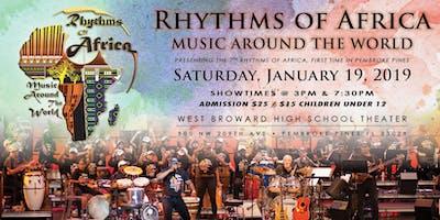 Rhythms of Africa / Music Around the World