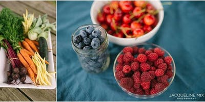 Summertime Fun and Nutrition
