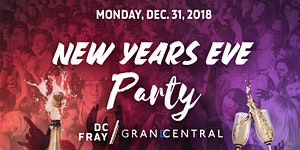 New Years Eve at Grand Central