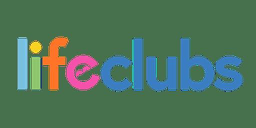 Life Clubs East Dulwich - 2019 Workshops