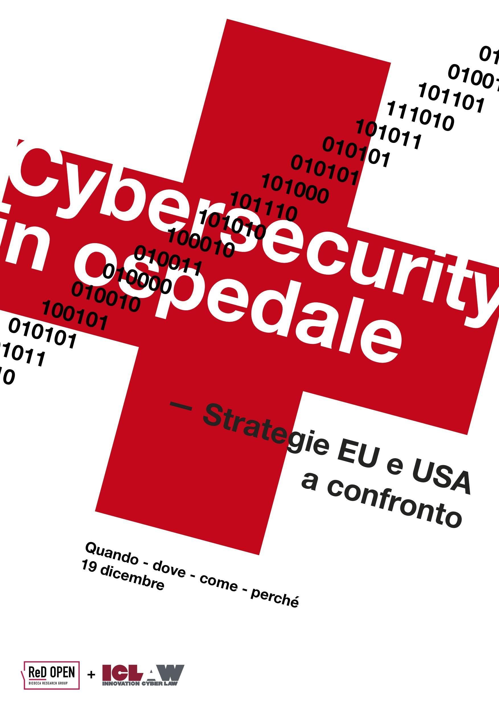 Cybersecurity in ospedale: strategie UE e USA