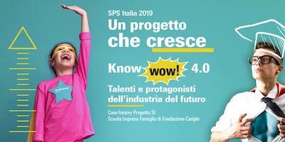 Conferenza Stampa e Tavola Rotonda Know WOW 4.0