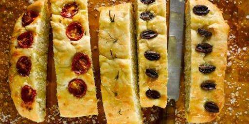 Italian Baking Class