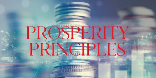 Prosperity Principles for 2019 - BOCA RATON