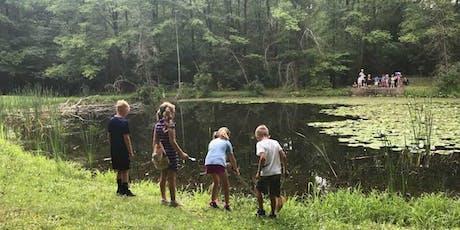 Junior Ranger River Summer Camp-RIVER CAMP IS FULL tickets