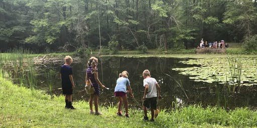 Junior Ranger River Summer Camp-RIVER CAMP IS FULL