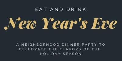 eat & drink: New Year's Eve