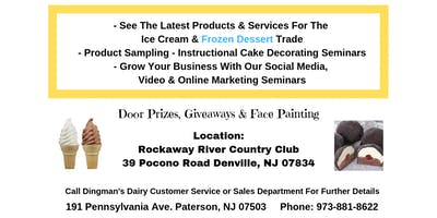 Ice Cream Show For Ice Cream Shops, Bakeries, Restaurants, Schools & Camps