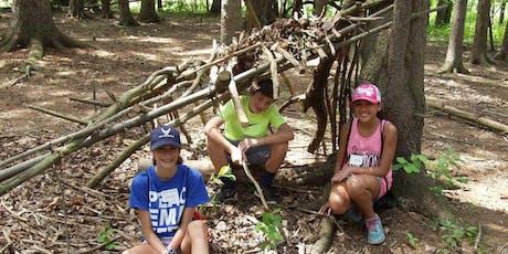 Junior Ranger Survival Summer Camp-SURVIVAL CAMP IS FULL tickets