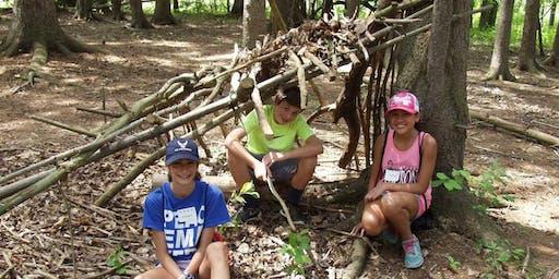 Junior Ranger Survival Summer Camp-SURVIVAL CAMP IS FULL