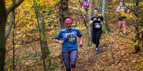 Tweed Valley Tunnel Trail Run 2019 tickets