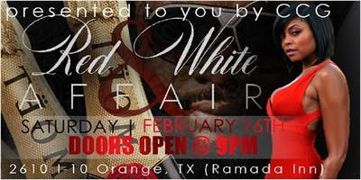 CCG 1st Annual Red & White Affair