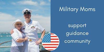 Military Moms Seeking Support {FREE EVENT} - Alexandria, VA