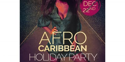 4ThaCulture Presents:  Afro-Caribbean Holiday Party