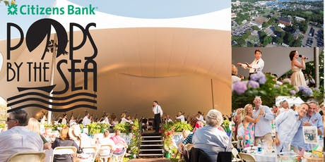 34th Annual Citizens Bank Pops by the Sea tickets