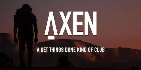 AXEN Club Wynwood - a goal setting group tickets