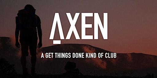 AXEN Club Wynwood - a goal setting group