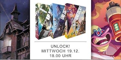 WiRTH Spieleclub - Unlock!