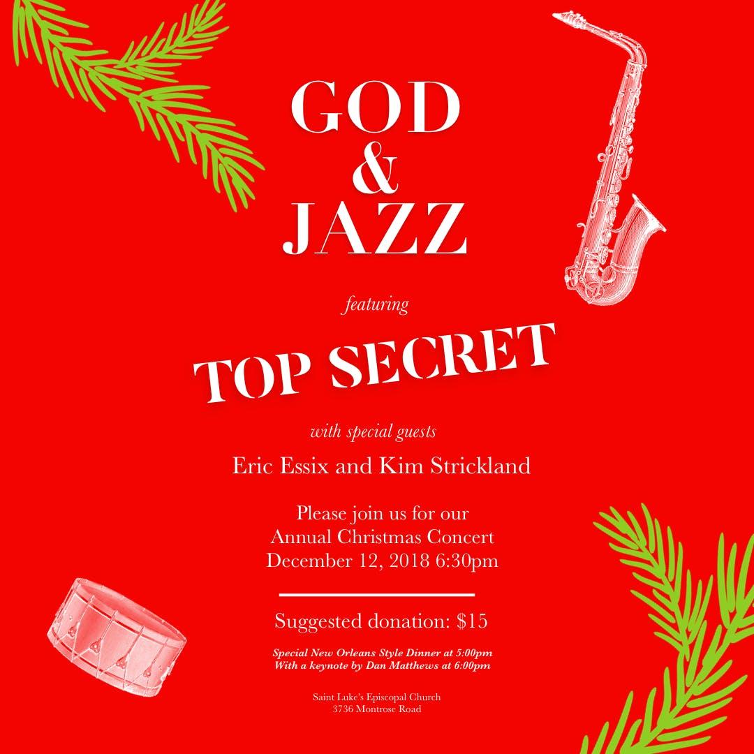 God & Jazz 2018
