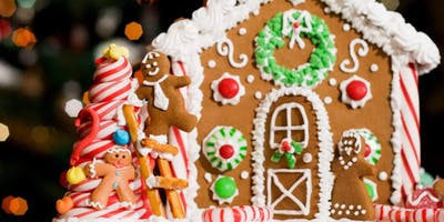 Gingerbread House Decorating @ The Tasty Table
