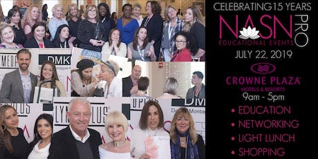 15th Anniversary: Massachusetts Conference for Salon & Spa Professionals tickets