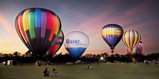 Charleston's Hot Air Balloon Festival & Victory Cup Polo Match