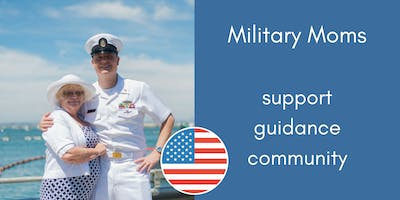 Military Moms Seeking Support {FREE EVENT} - Sterling Heights, MI