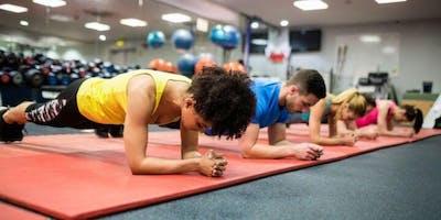 "Applicant Preparation Program ""Workout"""