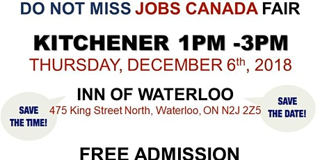 FREE:  – December 6th, 2018 tickets