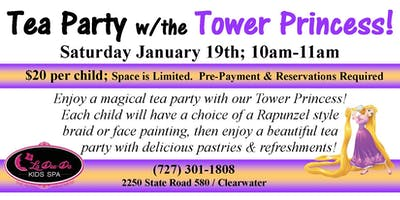 Tower Tea Party