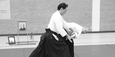 Aikido Seminar hosted by Jyushinkan Dojo (FRI or SUN)