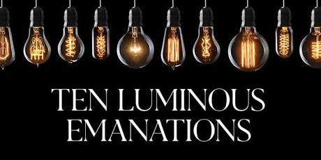 Ten Luminous Emanations for 2019 - MIAMI tickets