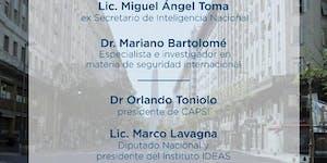 Jornada: Estrategias de Seguridad Ciudadana