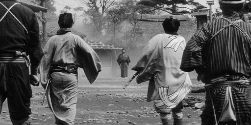 35mm Akira Kurosawa's YOJIMBO at the Vista, Los Feliz