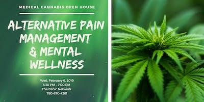 Medical Cannabis Pain Management & Mental Wellness Open House