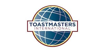 Toastmasters Area B21 & B22 International Speech & Table Topics Contest
