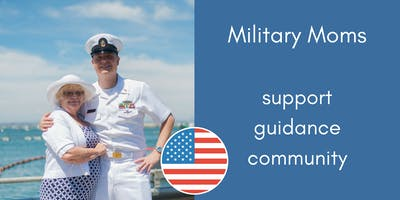 Military Moms Seeking Support {FREE EVENT} - Fort Collins, CO